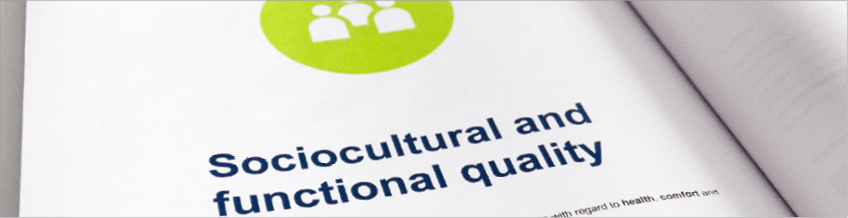 DGNB criteria sociocultural and functional quality