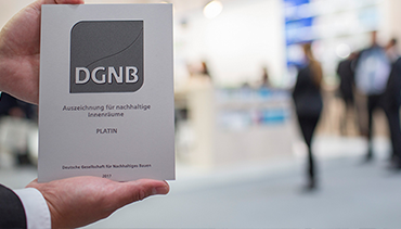 DGNB certification - the highlights of 2018